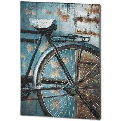 Albourg Painting Plaque