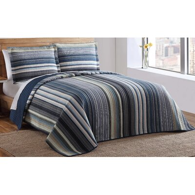 Saulsbury Quilt Set Size: King