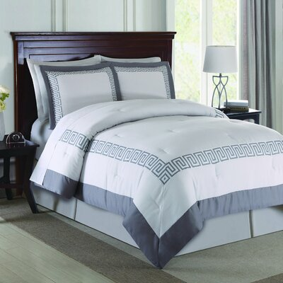 Breakwater Bay Holton 3 Piece Comforter Set