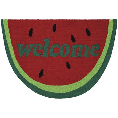 Grant Welcome Slice Doormat