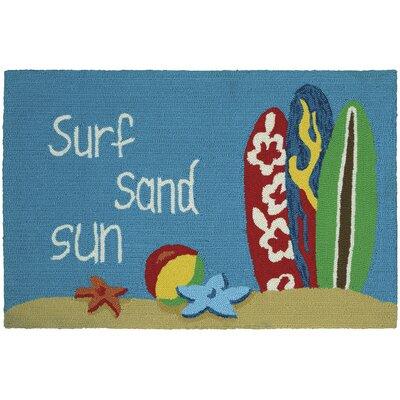 Grant Surf Sand Sun Doormat