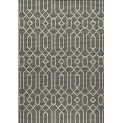 Breakwater Bay Norris Grey Area Rug