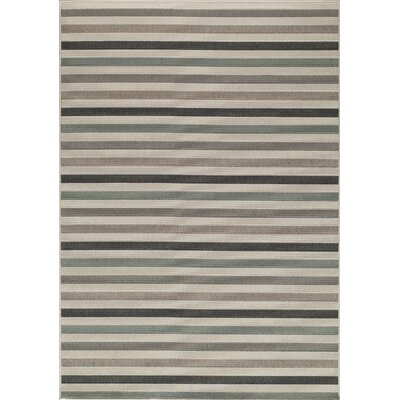 Halliday Sage Area Rug Rug Size: Rectangle 53 x 76