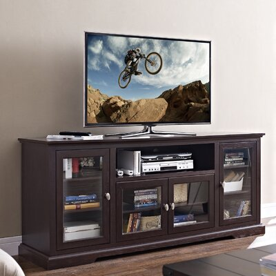 Faye 70 TV Stand Color: Espresso