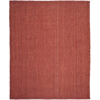 Cavanaugh Red Area Rug Rug Size: 9 x 12