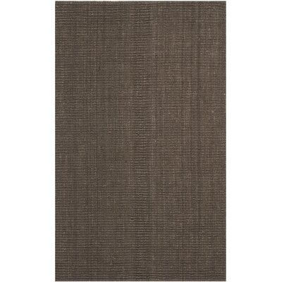 Glenhaven Brown Area Rug Rug Size: 5' x 8'