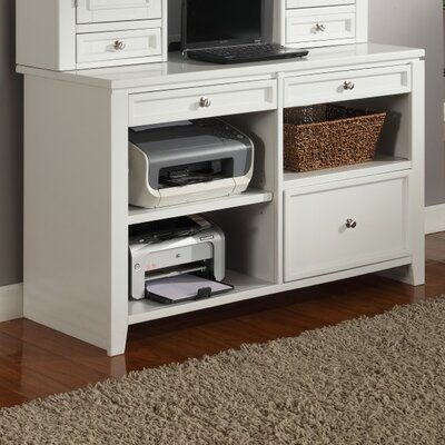 Veda Wood Credenza Desk 603 Product Picture