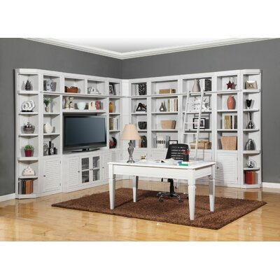 Bromley 7 Piece Desk Office Suite