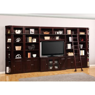 Bromley Full Entertainment Center with Ladder