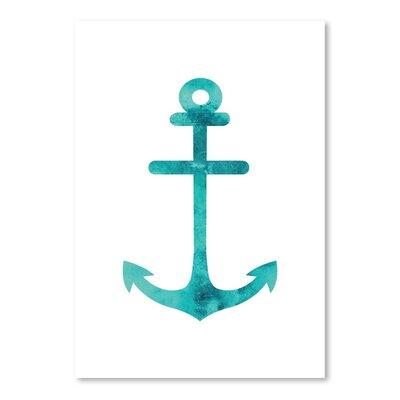 Anchor Framed Graphic Art BRWT6221 32927544