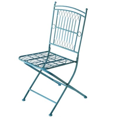 Prentiss Linear Folding Chair