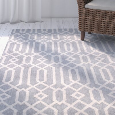 Sharpsburg Hand-Tufted Grey Area Rug