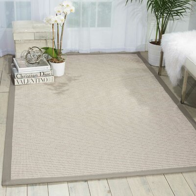 Stephenson Beechwood Indoor/Outdoor Area Rug Rug Size: Runner 26 x 8