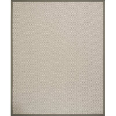 Stephenson Beechwood Indoor/Outdoor Area Rug Rug Size: 5 x 8
