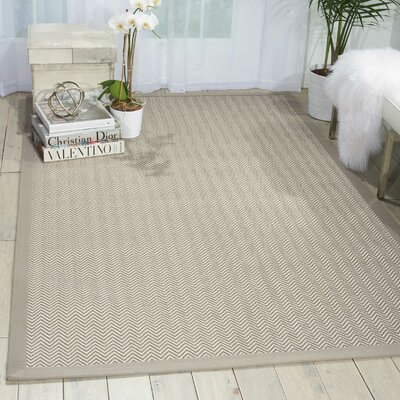 Stephenson Sandpiper Indoor/Outdoor Area Rug Rug Size: Runner 26 x 8