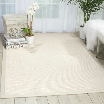 Seacor Seashell Indoor/Outdoor Area Rug Rug Size: Rectangle 3 x 76
