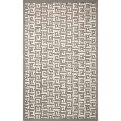 Kennett Sandpiper Indoor/Outdoor Area Rug Rug Size: Runner 26 x 8