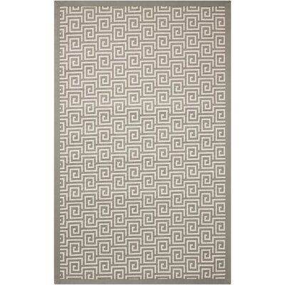 Kennett Sandpiper Indoor/Outdoor Area Rug Rug Size: 5 x 8