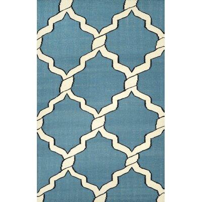 Hazeltine Blue Radene Rug Rug Size: 7'6