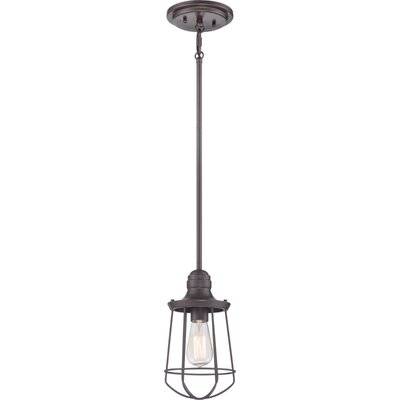 Breakwater Bay Windon 1 Light Mini Pendant