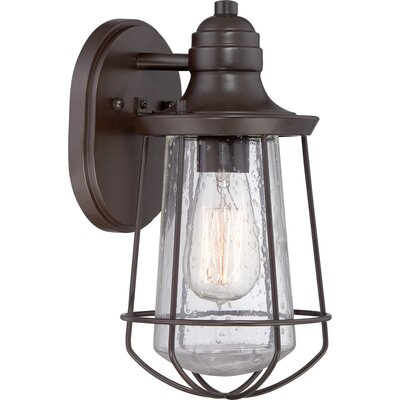 Windon 1-Light Outdoor Wall Lantern