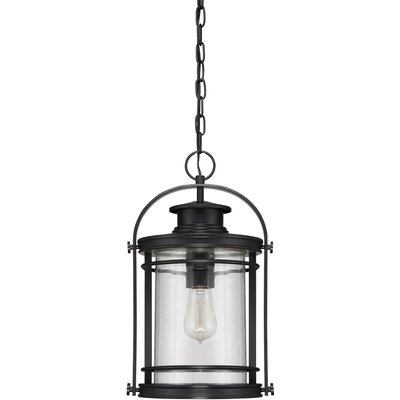 Ashton 1-Light Outdoor Hanging Lantern