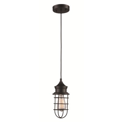 Breakwater Bay Rockfield 1 Light Mini Pendant