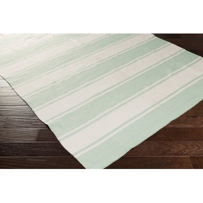 Anya Hand-Woven Indoor/Outdoor Area Rug Rug Size: Rectangle 2 x 3
