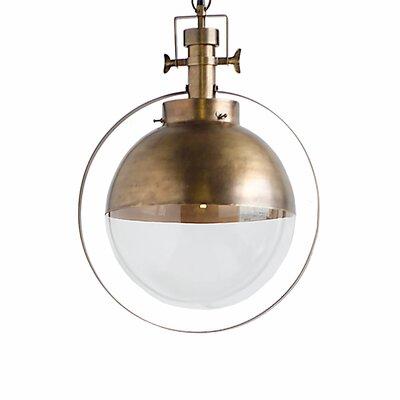 Mcgovern 1-Light Globe Pendant