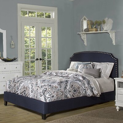 Stewart Upholstered Panel Bed Size: Twin