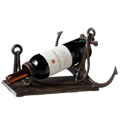 Craven 1 Bottle Tabletop Wine Rack