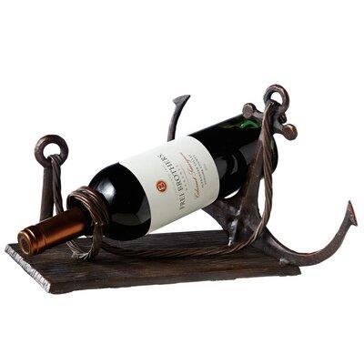Craven 1 Bottle Tabletop Wine Rack