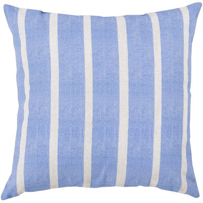Breakwater Bay Orchid Stripe Outdoor Throw Pillow