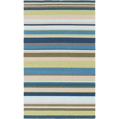 Mariela Fern Indoor/Outdoor Rug Rug Size: Rectangle 5 x 8