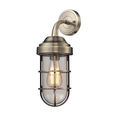 Davidson 1-Light Wall Sconce