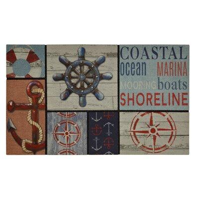 Crestover Sailors Life Doormat