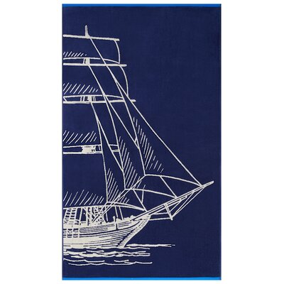 Sail Beach Towel