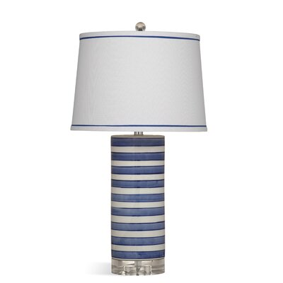 Gowanus Regatta Stripe 27 Table Lamp