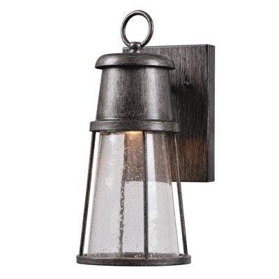 Colton 1-Light Outdoor Wall Lantern
