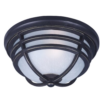 Welwyn 1-Light Flush Mount