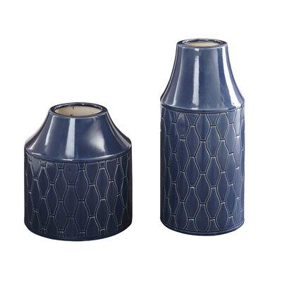 2 Piece Vase Set