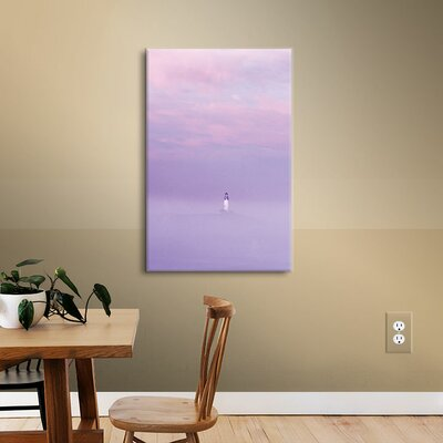 Beacon Photographic Print on Wrapped Canvas