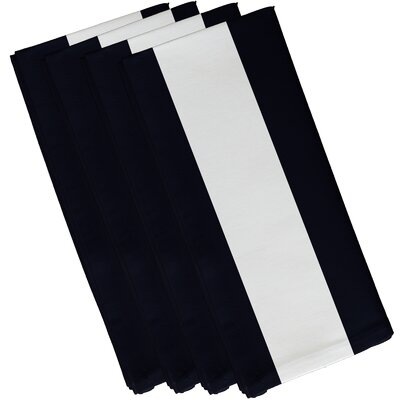 Brinsley Stripe Napkin Size: 19
