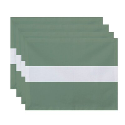 Breakwater Bay Fernwood Stripe Placemat