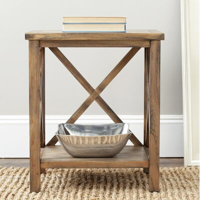 Oldham End Table Finish: Oak