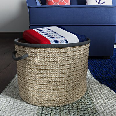 Seal Harbor Utility Basket Size: 10