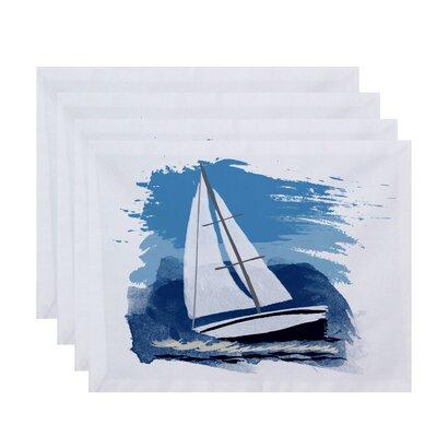 Bartow Sailing the Seas Placemat