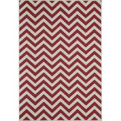Halliday Indoor/Outdoor Area Rug Rug Size: Rectangle 53 x 76
