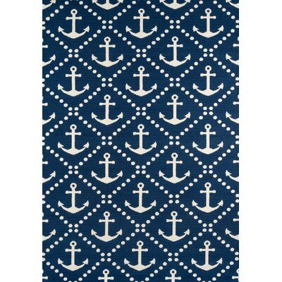 Halliday Indoor/Outdoor Area Rug Rug Size: Rectangle 86 x 13