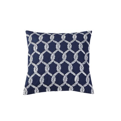 Stantonsburg Montauk Embroidered Decorative Throw Pillow